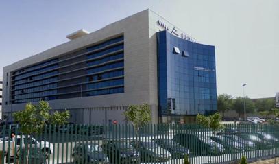 Nuevas oficinas de advantic consultores en sevilla for Oficinas cajasol sevilla