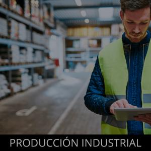 Soluciones para Producción Industrial