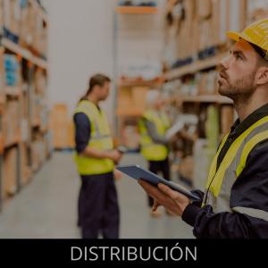 Soluciones para el sector Distribución