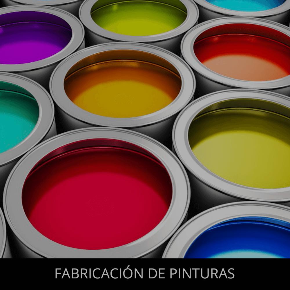 erp fabricación de pinturas