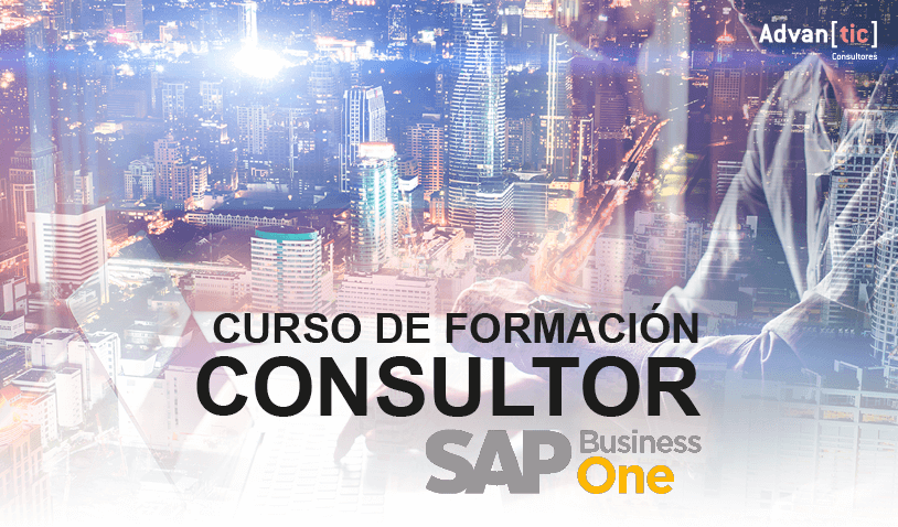Curso de Consultor SAP Business One