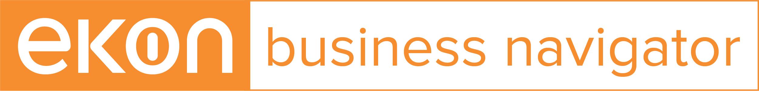 Logo Ekon Business Navitgator
