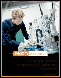 ekon producción