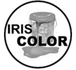 Logo Pinturas Iris Color