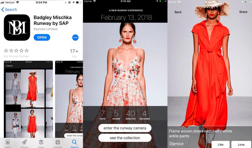 La tecnología llega a la Semana de la Moda de Nueva York de la mano de SAP