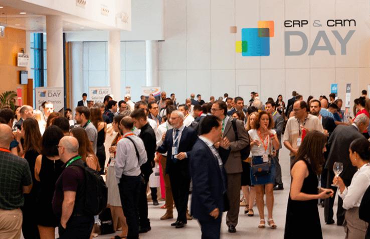 Advantic participa en la segunda edición del ERP & CRM Day