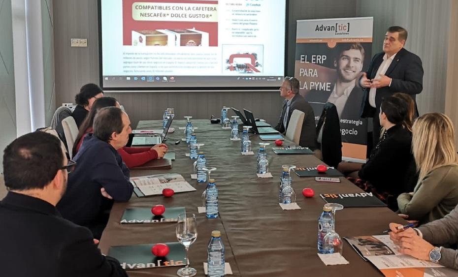 Jornadas novedades ekon 2019 en Valladolid